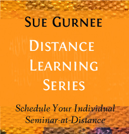 Distance Learning Series with Sue Gurnee